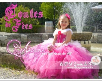 Robe de princesse pour petite fille belgique