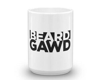 Beard Mug - Beard GAWD