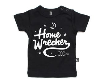 Home Wrecker - Baby Tee