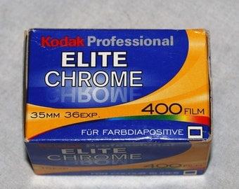 KODAK Elite Chrome 400 36 Exposure New Lomo Expired Film