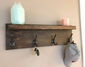 Eric Plywood Coat Hanger- Wall Coat Hooks
