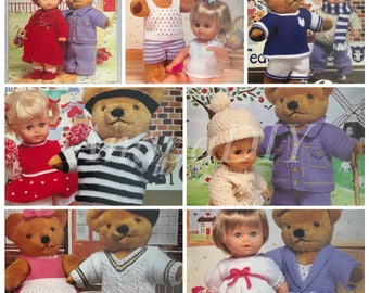 PDF 17 Knit Outfits Best Of Friends