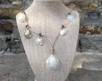 Jingle Shell necklace