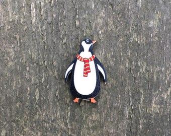 "Badge ""Penguin"""