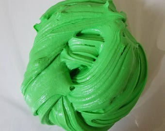 Green Butter Slime 6oz