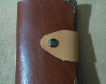 Italian Handmade Leather Key Chain