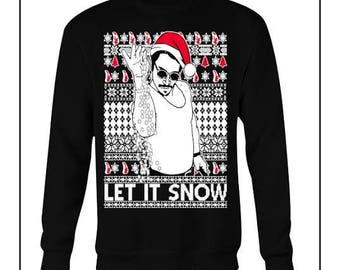 ON SALE - Salt Bae - Ugly Christmas Sweater