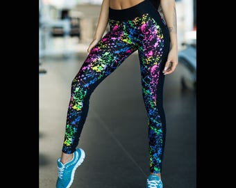 "Leggings ""Toxic"""