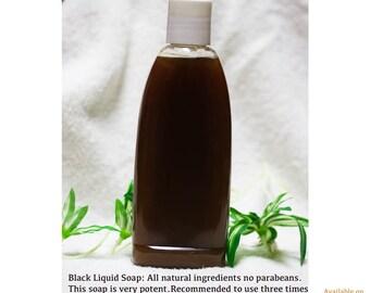 African Liquid soap
