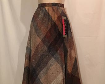 Vintage Midi Skirt NWT