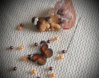Decorative baby amber