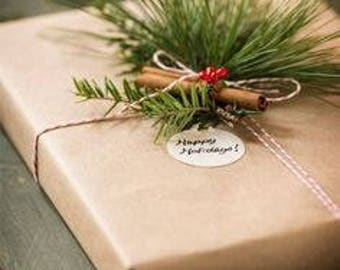A christmas stationery box | Just for Stationery Lovers