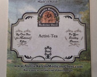 Loose Leaf Tea: ActiviTea