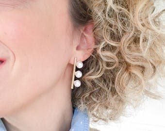 PERMA earrings