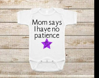 Mom says I have no patients