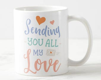 Romantic Mug #11 - Love Quote Mug - Love Mug - Quote Mug -Coffee Mug - For Her -For Him -Valentine Mug -Valentine Gift -Love Gift - Cute Mug