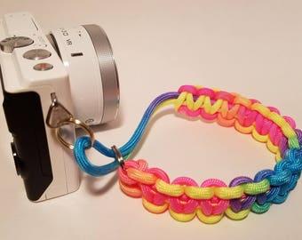 Camera Wrist Lanyard