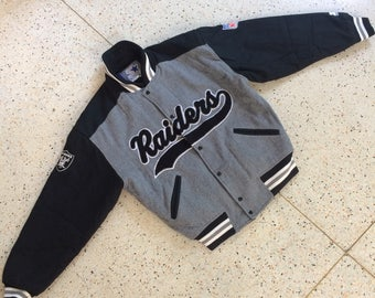 Vintage NFL Raiders Jacket