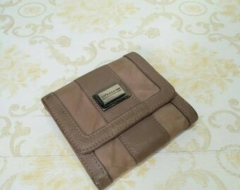 Authentic Burberry Nova Check Short Bifold Ladies Wallet