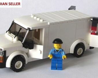 LEGO CITY Cargo Van