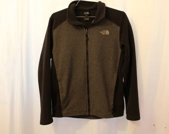 Vintage 90s The North Face Fleece - M