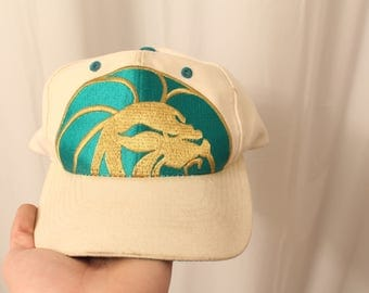 Vintage 90s Embroidered MGM Grand Snapback - OS
