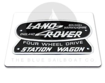 Land Rover Mouse Mat, Defender, Truck, Defender Gift, Cars, Defender, Land Rover 90, Land Rover 110, Land Rover 130
