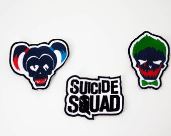 Suicide SQUAD Patch
