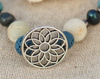 Mandala Spirit Ocean Bracelet!