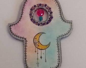 Hamsa Hanging decoration