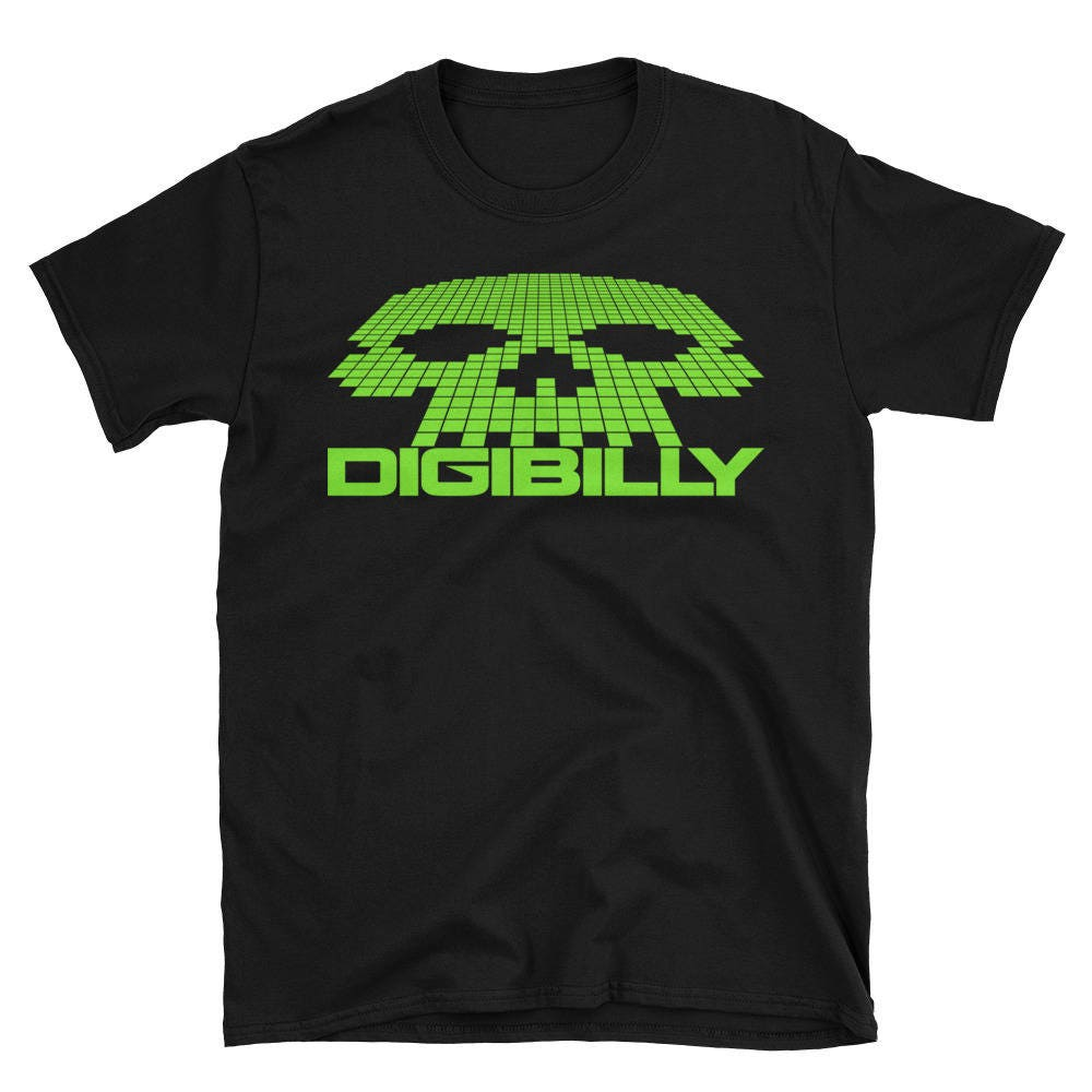Digibilly Logo T-Shirt...