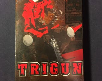Trigun VHS from 1998 - Puppet Master - Anime