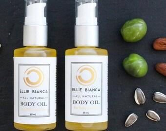 Naked Body Oil