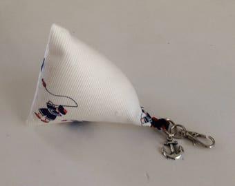 Keychain, bag charm