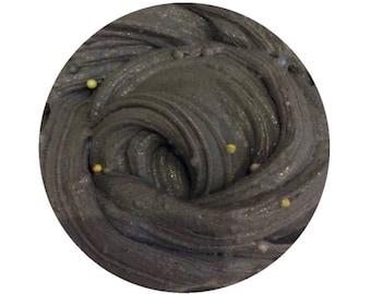 8 oz black butter slime