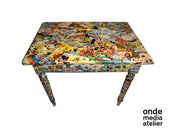 Coffee Table Decoupage-Co...