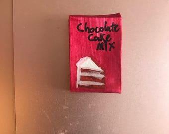 Miniature Cake Mix