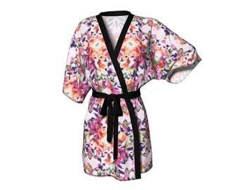 Indigo Fresh • Kimono Robe