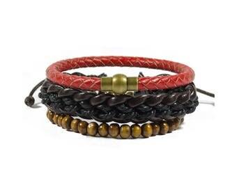 3 Pack Decoded Bracelet Set