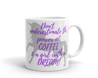 Unicorn Mug,Unicorn gift,Unicorn coffee cup,I love unicorns mug,Unicorn gift for her,Unicorn birthday gift,Magical coffee mug,I love coffee