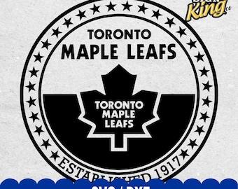 Toronto Maple Leafs / Maple Leafs Svg / Maple Leafs  / Cricut / Silhouette svg / Hockey Svg / NHL / Nhl svg / svg bundle