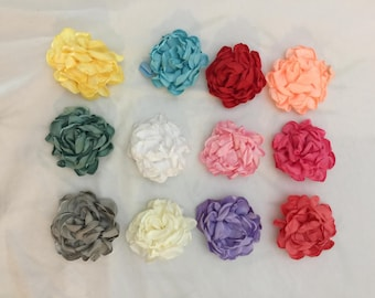 Rose Flower Headband for Babies Hair Band Rayon