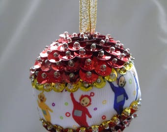 The Teletubbies Bauble