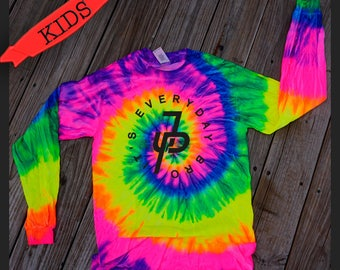 Its every day bro  /  Long Sleeve       JPTeam Ten Tye Die Longsleeve