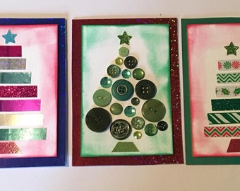 Christmas cards (5 cards surprises)