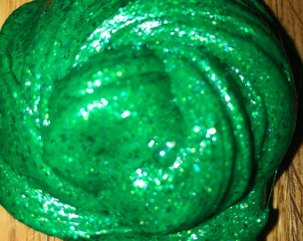 Sparkly Green Slime