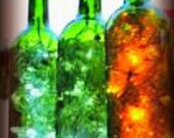 Wine bottle Accent Light