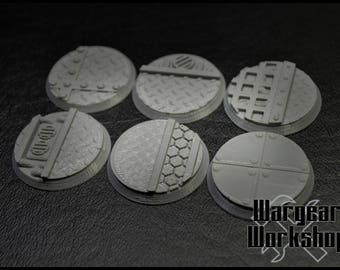 32mm Sci-Fi Bases Pack 2