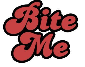 Bite Me scented wax melts, scented wax melts, soy wax melts, soy wax tarts, soy melts, wax melts, wax melt, wax tarts