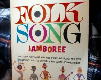 Marais & Miranda folk song Jamboree - 1944 ballantine edition